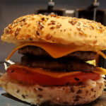 Maxi Köfté burger