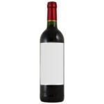 Vin rouge 75cl